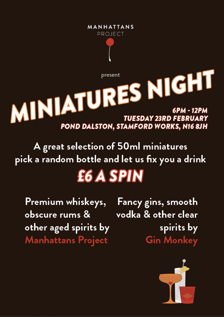 miniatures night